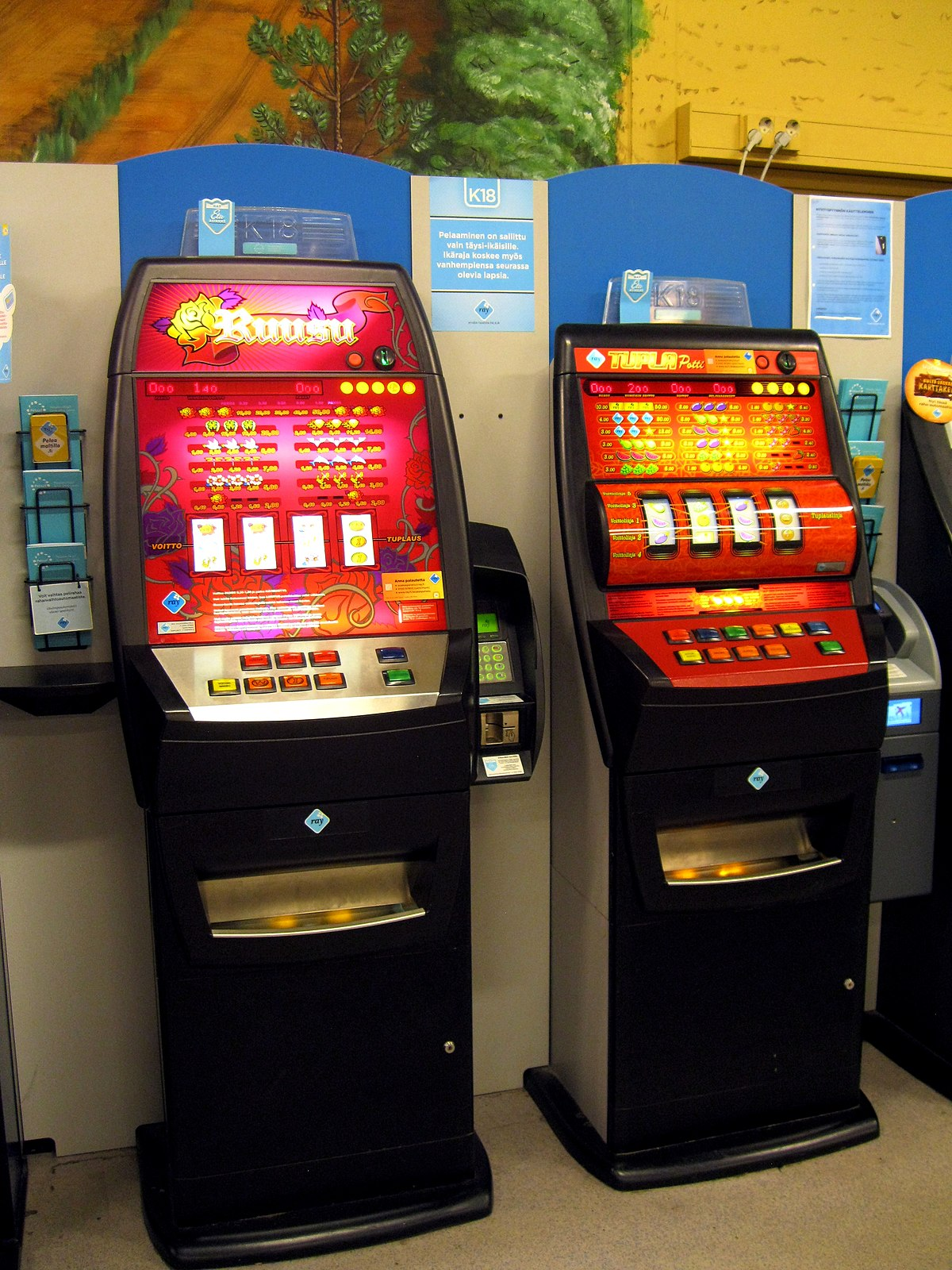 Uspin Slot Machine