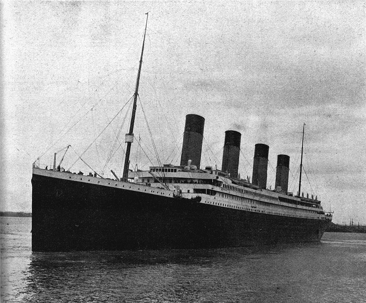 Quipage du titanic wikip dia for S and m pictures