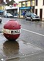 RNLI Buoy, Buncrana - geograph.org.uk - 746544.jpg