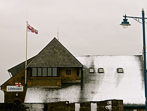 Porthcawl Lifeboat Station - Porthcawl Lifeboat Station