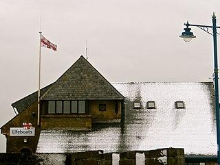 Porthcawl Lifeboat Station