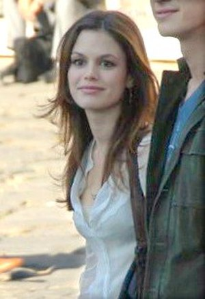 Rachel Bilson - Bilson on the set of Jumper in 2006