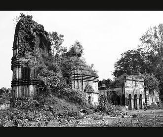 Chandrakona - Raghunathgarh Rekha Deul