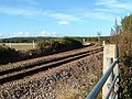 Railway Track, Mill Lane, East Runton - geograph.org.uk - 1523502.jpg