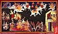 Ramayana, Yuddha Kanda. Illustrator Sahib Din. Production Udaipur, 1652.jpg