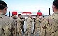 Ramp ceremony recognizes fallen NTM-A trainer (6300304735).jpg