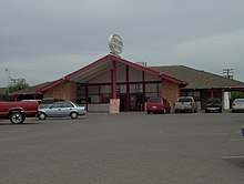 Former Supermarket In Ranch Style