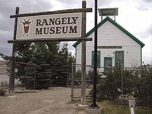 Rangely, Colorado - Rangely Museum