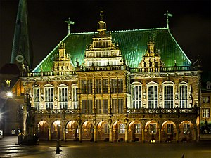 不来梅: Rathaus Bremen 116thd