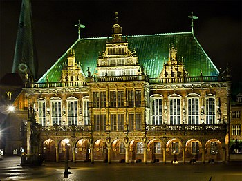 Bremen Travel guide at Wikivoyage