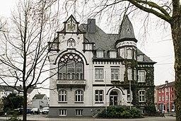 Rathaus Haan Ostansicht