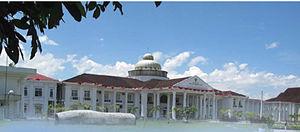 Kepahiang Regency - Rathaus von Kepahiang