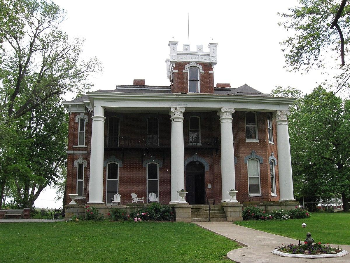 Ravenswood Bunceton Missouri Wikipedia