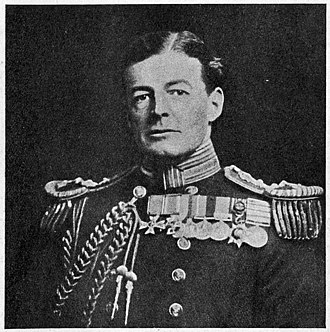 David Beatty, 1st Earl Beatty - Captain David Beatty