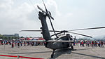 Rear View of ROCA UH-60M 908 Display at Zuoying Naval Base Ground 20151024.jpg