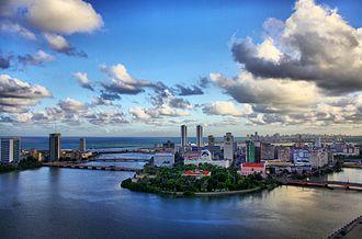 Pernambuco - Old Recife