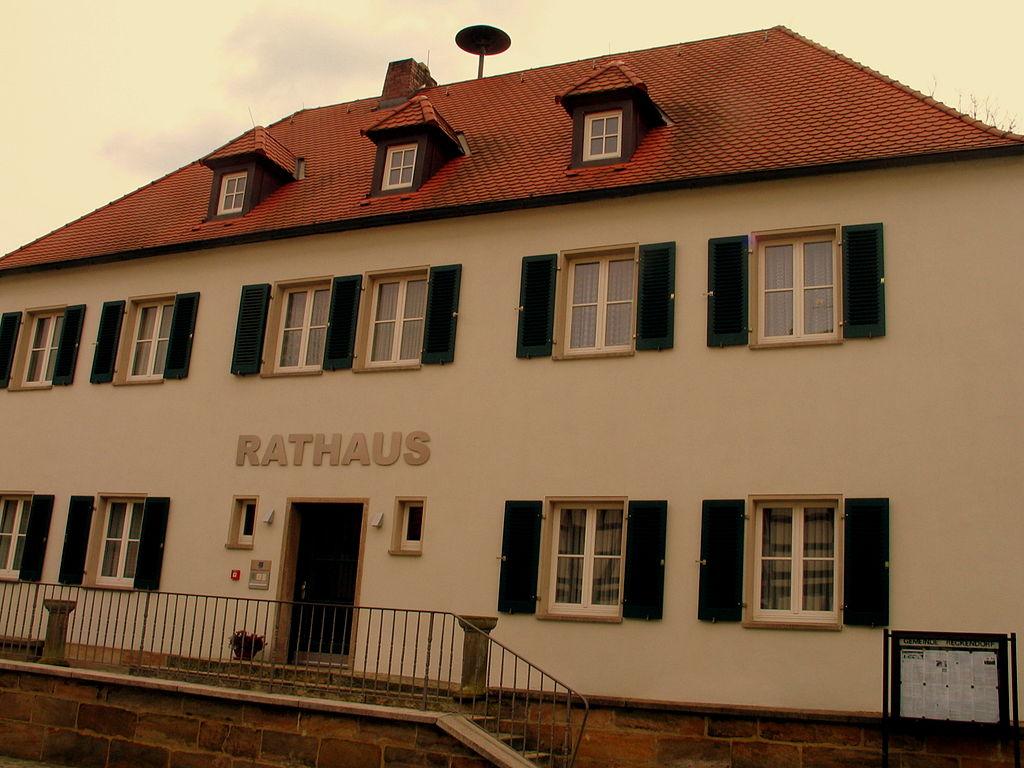 Reckendorf Rathaus