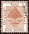 Red-brown 1868 Een p OVS Mi1b SG2.jpg