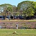 Reflecting pond, Angkor Wat, Siem Reap, Cambodia - panoramio.jpg