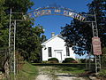 Reformed Presbyterian Church of Vernon (WI) - view from Big Bend Drive.JPG
