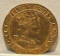 Regno di napoli, ferdinando I, oro, 1458-1494, 01.JPG