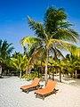 Relax beach Holbox island Mexico Strand (19991525330).jpg