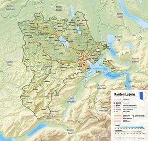Kanton luzern wikipedia for Innendekorateur kanton luzern