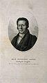 René Primevère Lesson. Stipple engraving by A. Tardieu, 1827 Wellcome V0003519.jpg