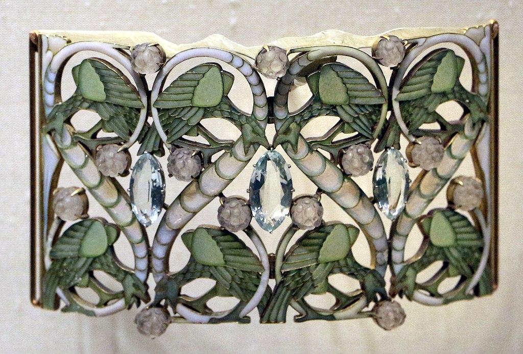 Collection Lalique au musée Calouste Gulbenkian à Lisbonne - Photo de Sailko