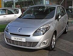 Renault Scenic III Phase I