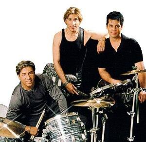 Renegade (band) - Renegade (L-R): Luis Cardenas, Kenny Marquez, Tony De La Rosa