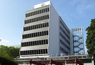 Renold Building - The Renold Building
