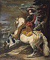 Retrato ecuestre del conde-duque de Olivares sobre un caballo blanco, after Diego Velázquez.jpg