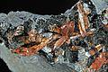 Rhodochrosite, manganite 3.jpg