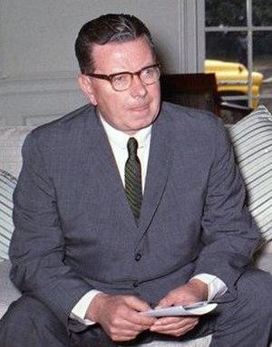 Richard J. Hughes - Hughes in 1962
