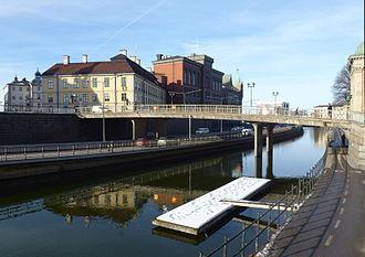Riddarholmsbron - Riddarholmsbron in February 2015.