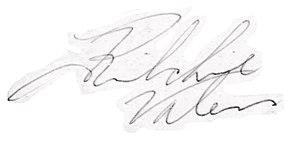 Ritchie Valens - Autograph