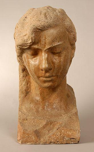 Mario Bernasconi - Image: Ritratto di Eva Mario Bernasconi