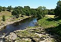 River Wharfe looking east from aqueduct - geograph.org.uk - 207005.jpg