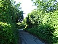 Road along Offa's Dyke - geograph.org.uk - 182020.jpg
