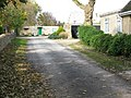 Road to the village shop, Down Ampney - geograph.org.uk - 1570409.jpg