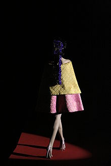 Christian lacroix wikipedia for Haute couture spelling