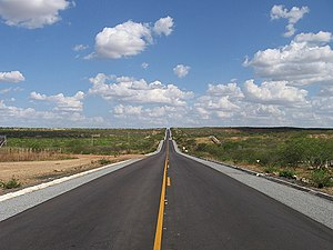 Mossoró - Highway BR-304