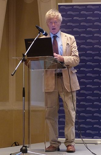 """Roger Scruton - Scruton on """"Europe and the Conservative Cause"""", Budapest, September 2016"""