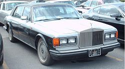 First generation Rolls-Royce Silver Spur