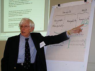 Horace Romano Harré - Rom Harré in Tartu (2011)