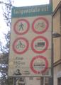 Roma Tangenziale Est Ingresso Via Prenestina.png