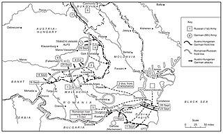 Battle of Bazargic WW1 Battle