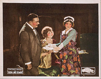 Room and Board (film) - Lobby card