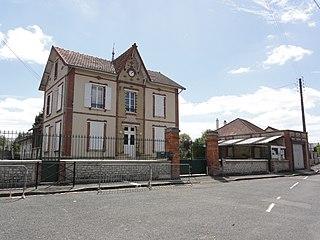 Rouilly Commune in Île-de-France, France